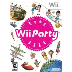 Wii Party - Nintendo #fun #familia #videojuegos #siman