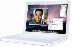 "Apple MacBook 4,1/T8100/2GB Ram/120GB HDD/X3100/DVD/13""/W/B - CeX (UK): - Buy, Sell, Donate £160"