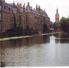 Hofvijver Den Haag - The Hague