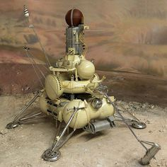 September 24, 1970: Luna16 returns from the Moon with soil samples.