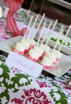 1000 Images About Taiams Dessert Table On Pinterest