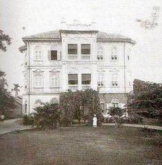 มาดูห้างร้านบริษัทสมัยรัชกาลที่ 5 : บริษัทบอมเบย์เบอร์ม่า ตั้งอยู่ที่ถนนสาทร มาตั้งแต่แรกสร้าง |  Bombay Burma Company on Sathorn Road (during King Rama V reign)