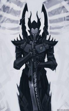 Dark Eldar Incubi by Beckjann on deviantART