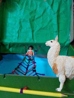 This particular project references the Inca using rope bridges made of woven grass to cross narrow river canyons (such as the Keshwa Chaca – Quecha Bridge). Make Your Own, Make It Yourself, How To Make, Rope Bridge, Suspension Bridge, Bridges, Grass, Homeschool, River