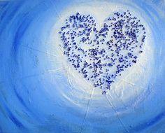 [Nieuw blog] | Het unieke verhaal achter schilderij Pittig hart | http://marloesvanzoelen.nl/schilderij-het-verhaal-achter-pittig-hart/