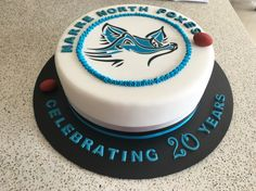 Narre North Foxes Anniversary Cake
