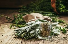Sage Herb: History, Nutrition Facts, Health Benefits, Side Effects, and Fun Facts Health Benefits, Health Tips, Sage Herb, Salvia Officinalis, How To Dry Sage, Ayurvedic Remedies, Night Sweats, Kitchen Witch, Natural Deodorant