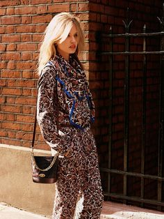 Georgia May Jagger's Stunning Campaign for Mulberry via @WhoWhatWear