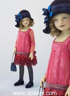 Maggie Iacono Collectible Dolls