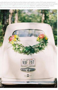D.I.Y wedding