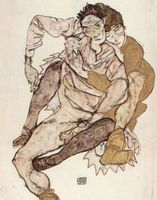 Egon Schiele • Reproducciones de cuadros en www.laminas-y-posters.es