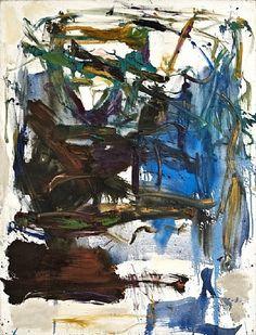 Joan Mitchell, Ohne Titel / Untitled