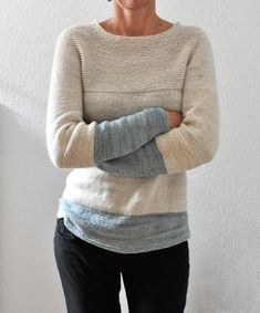 Antler Knitted Sweater - download the pattern from LoveKnitting!