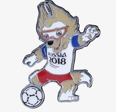 Weltmeisterschaft WM 3D Pin Pokal  Costa Rica Badge Trophy World Championship