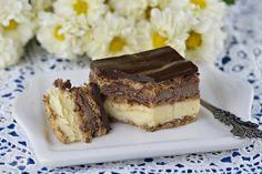Prajitura Alcazar - CAIETUL CU RETETE Food Cakes, Tiramisu, Cake Recipes, Ethnic Recipes, Sweet, Cakes, Candy, Mudpie, Tiramisu Cake
