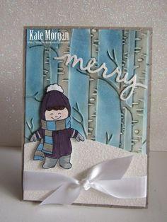 Stampin' Up! Christmas Cuties stamp set