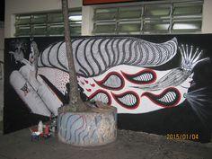 Work By Santa Monica Mogi das Cruzes São Paulo Brazil