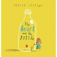 I own one of Oliver Jeffers' childrens' books (Up and Down). This one will be the next one I get.