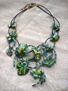 Art Bead Scene Blog: Featured Designer of the Week: Tres Jolie Designs by Sue