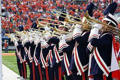 """The University of Illinois Marching Illini Band Urbana-Champaign, IL - Since 1907 Known as """"The Nation's Premier College Marching Band"""" Received an invitation for the 2015 Macy's Thanksgiving Day Parade"""