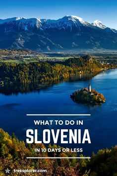 Can't decide what to do in Slovenia? Best secret destination in Europe. The biggest European secret treasure - sLOVEnia \\Secret Destinations// \\Wanderful sLOVEnia// \\Wanderful Balkan// \\Wanderful Europe// Top secret destinations in Europe Europe Travel Guide, Europe Destinations, Travel Guides, Backpacking Europe, Travel Hacks, Cool Places To Visit, Places To Travel, Places To Go, Bon Plan Voyage