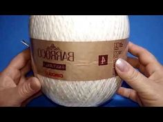 Trilho de Mesa com Barroco Natural - YouTube Red Rice Recipe, Crochet Wrap Pattern, Make It Yourself, Natural, Youtube, Crochet Table Runner, Needlepoint, Knitting Needles, Centerpieces