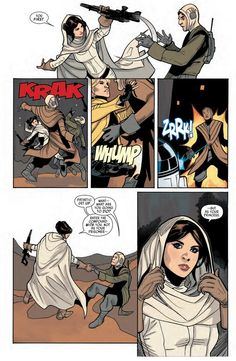 sw marvel Princess Leia 3 preview 04