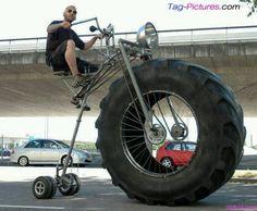 Big kids trike!