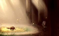 The Fallen Child (UNDERTALE) by WalkingMelonsAAA.deviantart.com on @DeviantArt