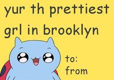 puppycat valentines - Google Search