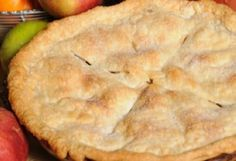 Big Joe's Autumn Harvest Pie with Homemade Pie Crust [Recipe]