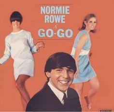 Normie Row A Go-Go #LP #cover