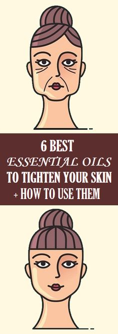 The best way to tighten your skin and keep it soft, clean and smooth is to use essential oils. Essential oils are produced through steam distillation or cold pressing and contain powerful natural extracts which can do wonders for your skin and health. Here are the best essential oils against saggy skin and wrinkles:
