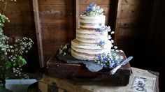 Naked Wedding cakes are the most elegant centre piece for a rustic wedding, or in deed any wedding, but they are sublime. This one was made by Jane at Crocket Cakes for a wedding shoot at The Cow Shed. Wedding Shoot, Our Wedding, Wedding Venues, Cow Shed, Centre Pieces, Rustic Wedding, Wedding Cakes, Naked, Elegant