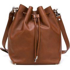 Proenza Schouler Medium Bucket Bag (4.015.925 COP) ❤ liked on Polyvore