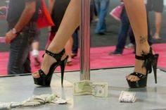 What Does God think about Strippers Performing at Funerals??? Lord Jesus, Help Us!! ~ Sanctified Church Revolution