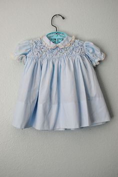 Your place to buy and sell all things handmade Child Fashion, Young Fashion, Vintage Girls, Vintage Children, Pea Ideas, Ondine, Sweet Style, Baby Love, Baby Dress