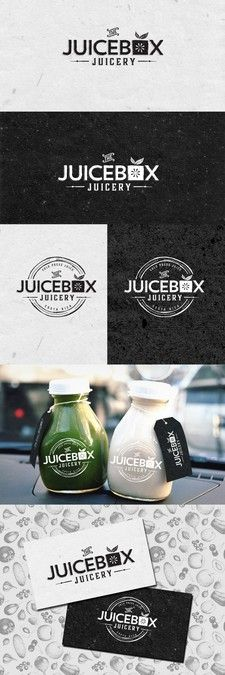 Hot NEW design for a juice bar. by Project 4