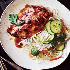 Miso Chicken   CookingLight.com
