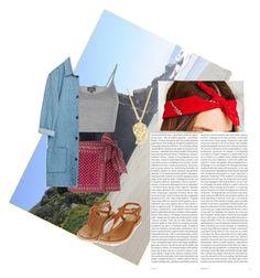 """#Casual  time#"" by nounaaa ❤ liked on Polyvore featuring Étoile Isabel Marant, Topshop, Zara, Sonal Bhaskaran, Oris and Urban Renewal"