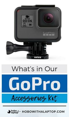 We finally invested in a couple action GoPro Hero 5 and Hero 6 cameras and were gearing up to make some GoPro travel videos. This is our best GoPro accessories kit for traveling.  gopro  #goproaccessories #goprotravel #goprohero5 #goprohero6