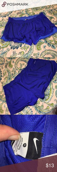 Women's Nike DriFit shorts size XL Women's Nike DriFit shorts size XL in EUC Nike Shorts