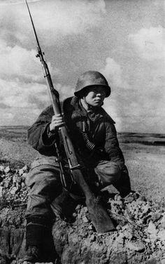 М.А.Пассар, снайпер