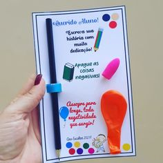 Paper Crafts, Diy Crafts, Teacher Gifts, Ideas Para, Activities For Kids, Education, School, Teacher Lesson Plans, Early Education