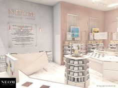 Neom store by FormRoom, Leeds – UK » Retail Design Blog