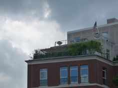 Winthrop Square penthouse in Harvard Square