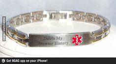truly useful medic alert bracelet