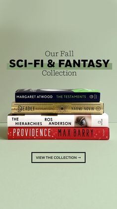 Dive into new science fiction and fantasy books by favorite authors including Margaret Atwood, Terry Brooks, Jim Butcher, Naomi Novik, and many more. Books To Buy, New Books, Books To Read, Reading Lists, Book Lists, Adventure Stories, Science Fiction Books, Margaret Atwood, Penguin Random House