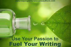 I'll show you how I used my passions to fuel my writing career - and how you can too!