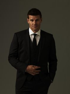 David Boreanaz...I've watched four seasons of Bones in the last two weeks.  It's ridiculous, really.